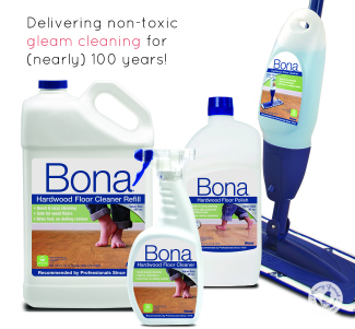 Non-Toxic Professional Wood Cleaners