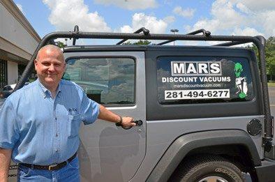 Your destination for expert vacuum repair in Sugar Land, TX