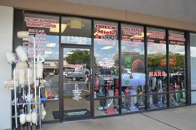 Mars Store Window